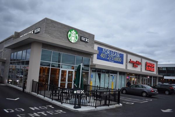 Starbucks In Rhode Island